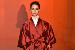 Paul Poiret Modepilot Herbst Winter 2018 2019 Paris fashion show