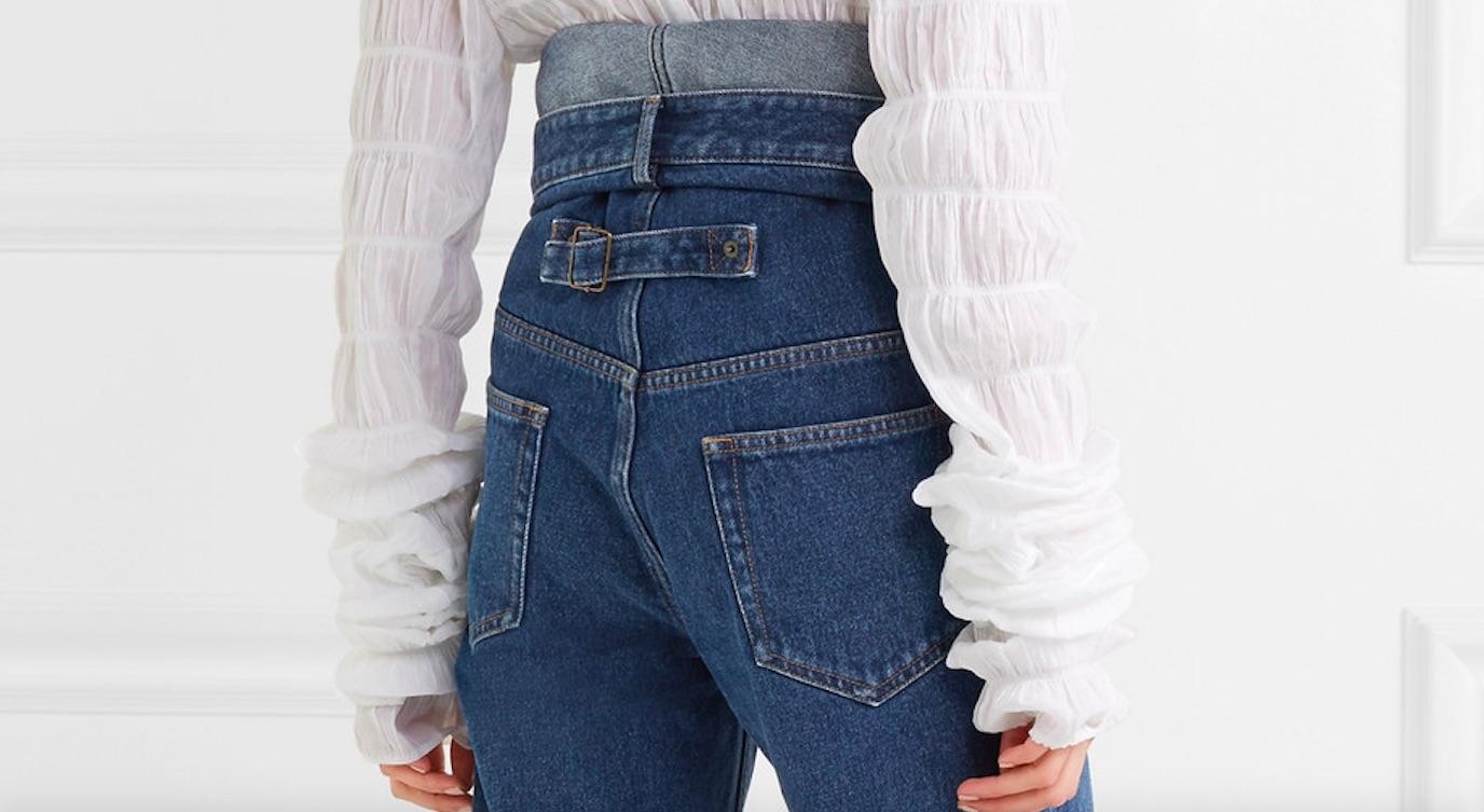 Y Project Jeans high waist Modepilot Net-a-porter