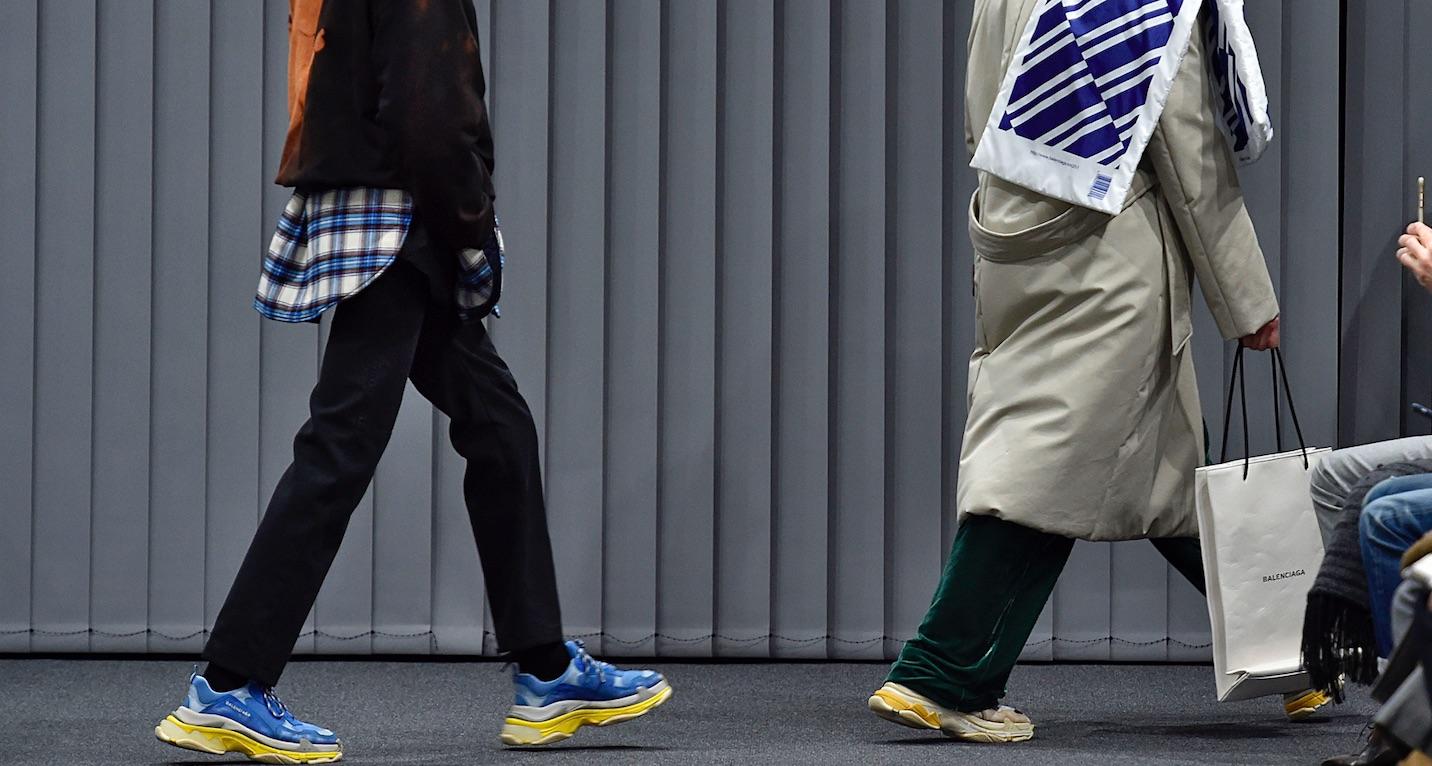 Balenciaga Triple S Modepilot Dad Ugly Sneaker