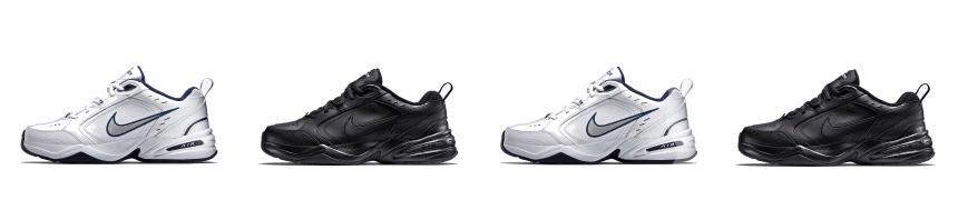 Nike Air Monarch Modepilot Dad Sneaker dicke Sohlen