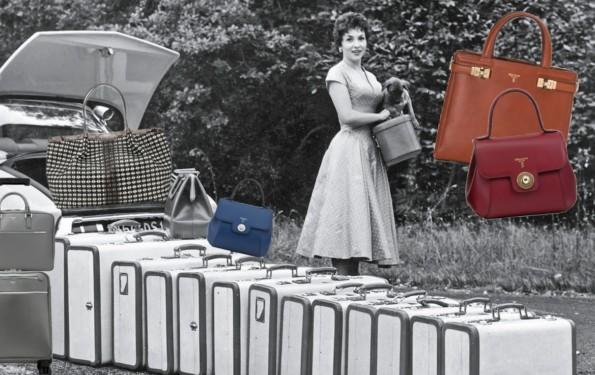 Serapian Modepilot Taschen Koffer Geschichte Richemont Gina