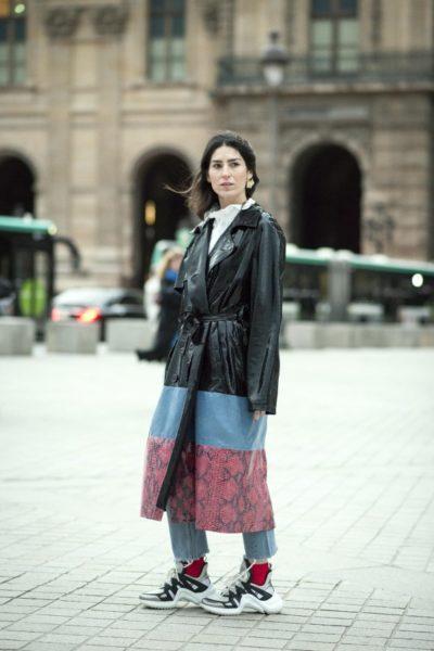 """Der """"Archlight"""" von Louis Vuitton – gesehen kurz vor der Fashion Show von Louis Vuitton"""