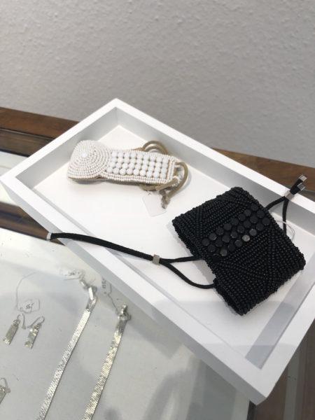 Glasperlenarmbänder aus Afrika