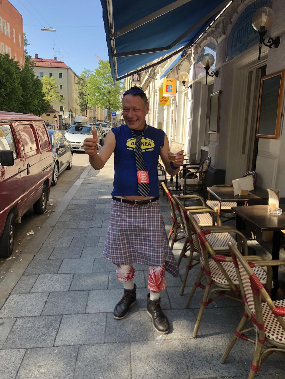 Jürgen Orlowski Modepilot Street Style Tuerkenstrasse