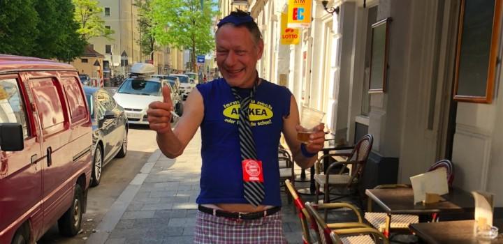 Sommer Street Style mit Jürgen Orlowski