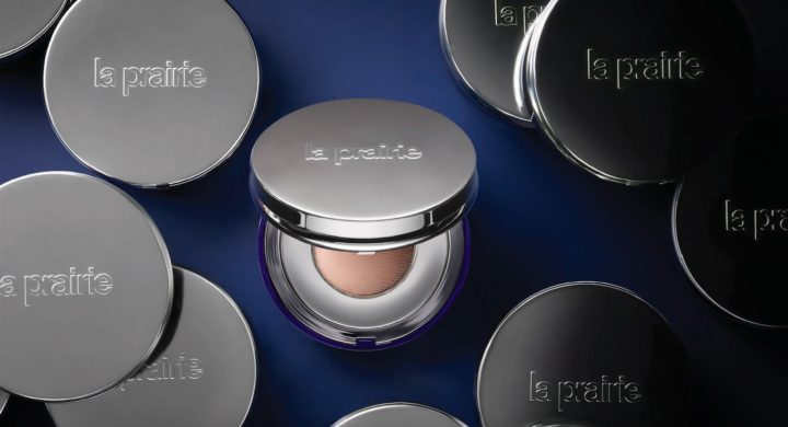 La Prairie Modepilot Compact Foundation Honey Beige