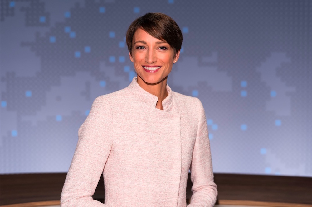 Sophie von Puttkamer Moderatorin Nachrichten Ausbildung Modepilot