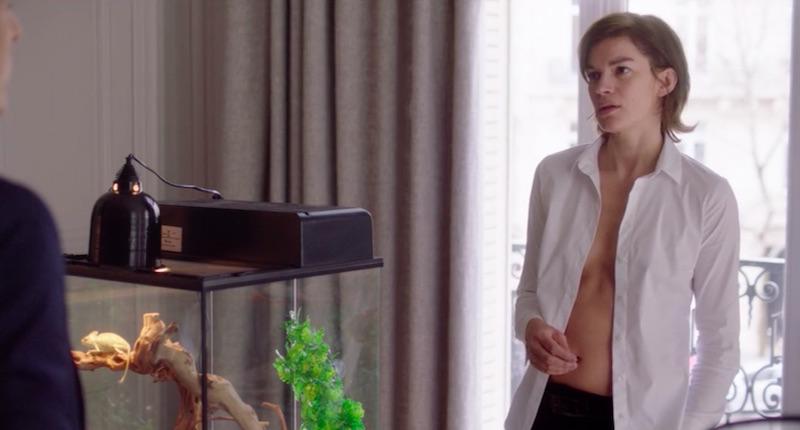 Alexandra Hemd Kein Mann für leichte Stunden Netflix Modepilot Style
