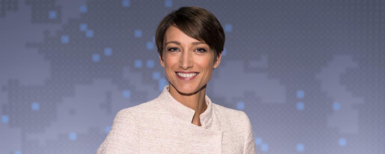 Sophie von Puttkamer hinter den Kulissen Modepilot Alltag Arbeit Nachrichtenmoderatorin