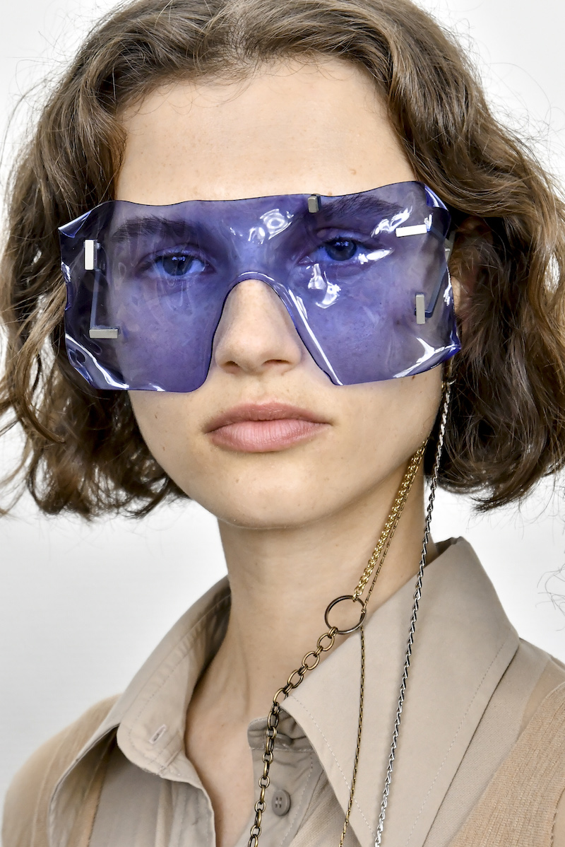 Acne Studios Backstage Make-up Beauty Hacks Modepilot