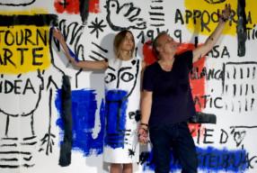 Jean Charles de Castelbajac Modepilot Arte Fashion Weekend Erstausstrahlung