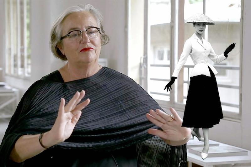 Li Edelkoort Modepilot Arte erstaustrahlung New Look Christian Dior