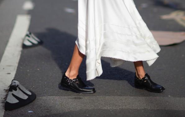 London Fashion Week Modepilot sommer 2019 September 2018