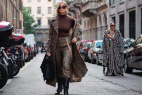 Max Mara Modepilot Leo Street Style Ausstattung Mailand absurd