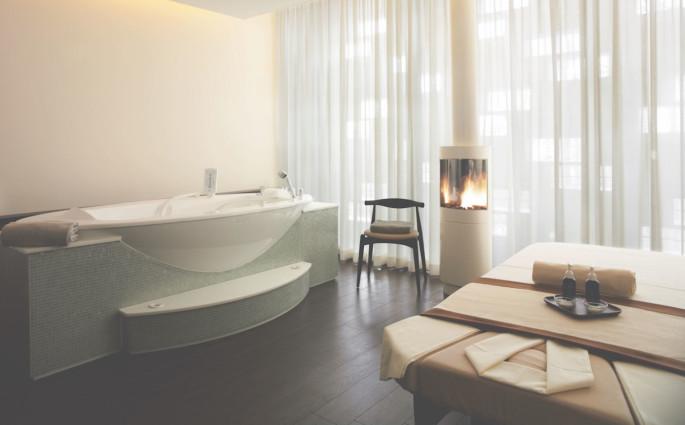 The Dolder Grand Spa Treatment Room