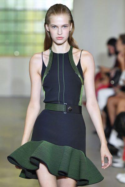 Scuba dress von David Koma