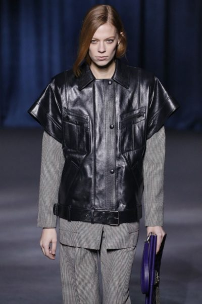 Lederjacke von Givenchy