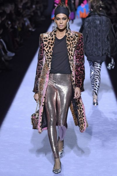 So 80ies! Look von Tom Ford