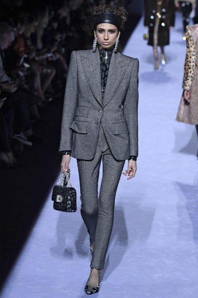 Schön geschnittener Anzug von Tom Ford