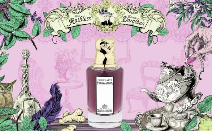 Penhaligons Modepilot The Ruthless Countess Dorothea Portraits Parfum