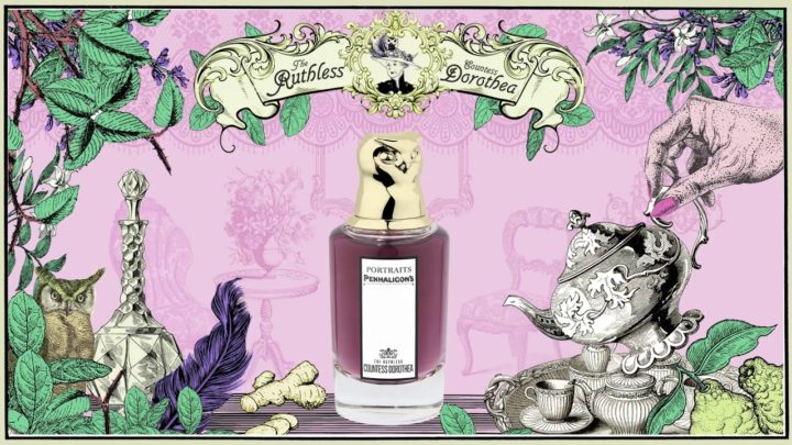Penhaligons Modepilot The Ruthless Countess Dorothea Portraits Parfum
