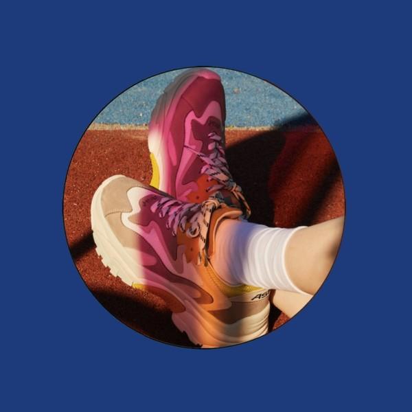Tür 3: Chunky Sneaker in Deiner Größe