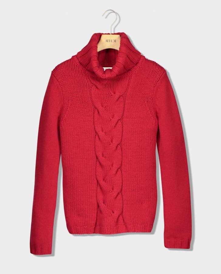 Modepilot Adventskalender Allude Cashmere Pullover