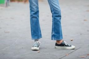 Modepilot Flanking Dicker Schal Knöchelrei Socken