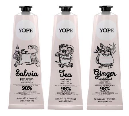 Yope Modepilot Handcreme dm Markt nachhaltig