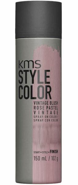 """Haarspray in der Farbe """"Vintage Blush Rose Pastel"""" von KMS"""