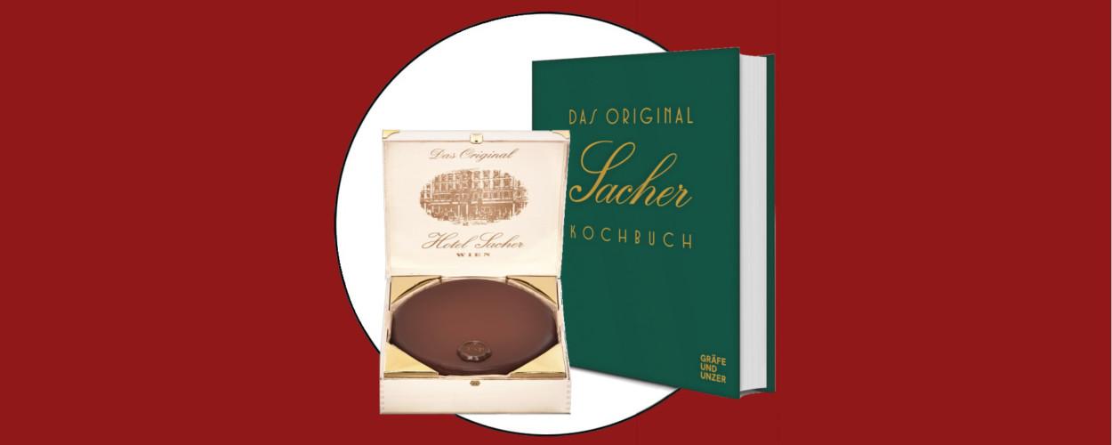 Modepilot Sacher Torte Hotel Kochbuch