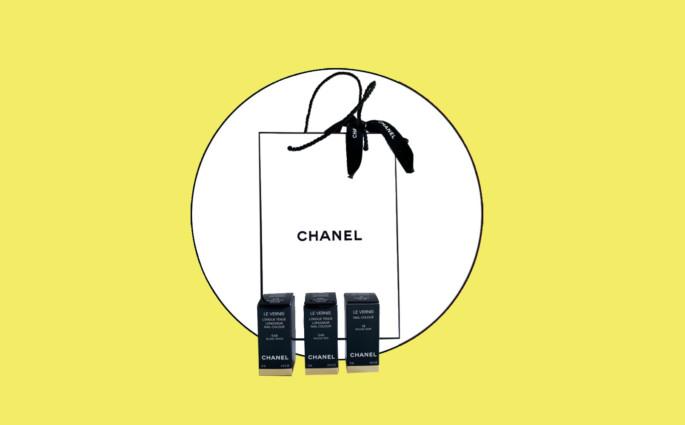 Modepilot Chanel Nagellack