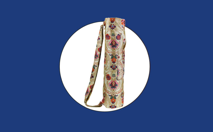 The Holy Goat Yoga Tasche Modepilot