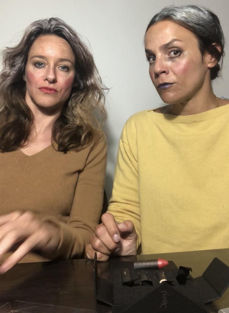 Julia und Kathrin Beauty Tutorial Modepilot