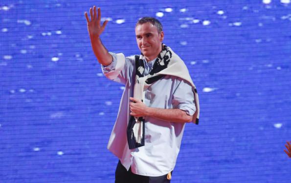 Raf Simons Calvin Klein Abschied Modepilot
