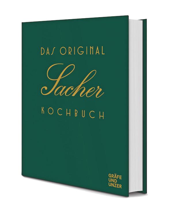 Original Sacher Kochbuch Modepilot
