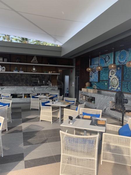 Das Restaurant des Avani+ Resorts