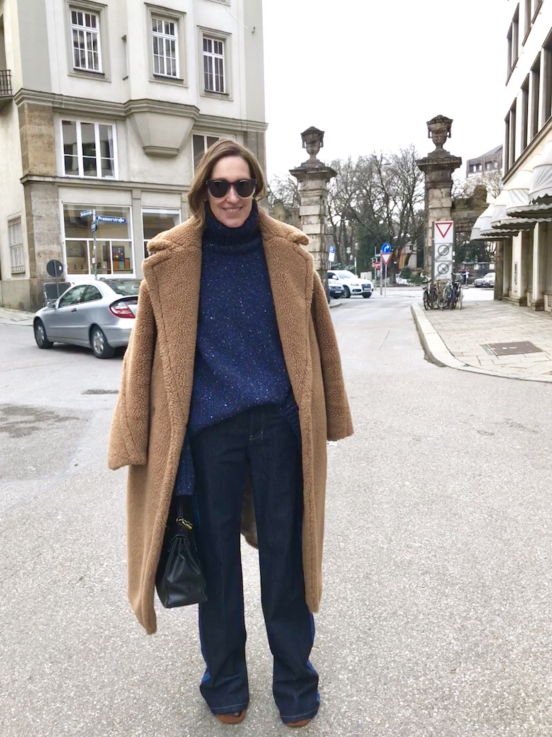 Annette Weber Modepilot Max Mara AG Jeans