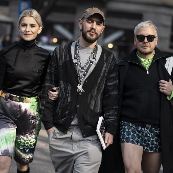 Short Shorts: Darum friert Marco Rechenberg nicht