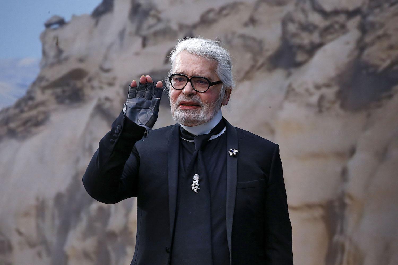 Karl Lagerfeld Tod tot Modepilot gestorben Nachruf
