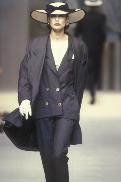 Haute Couture, Sommer 1987