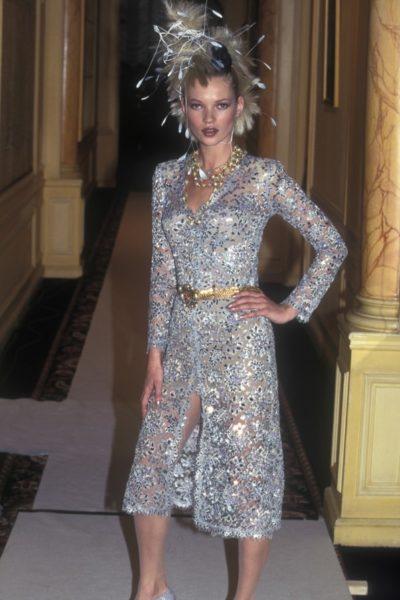 Kate Moss in Sommer 1996