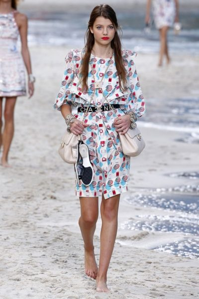 Chanel, Frühjahr/Sommer 2019