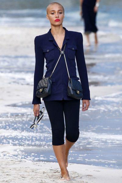 Die gesteppte Chanel-Handtasche im Doppelpack (Frühjahr/Sommer 2019)