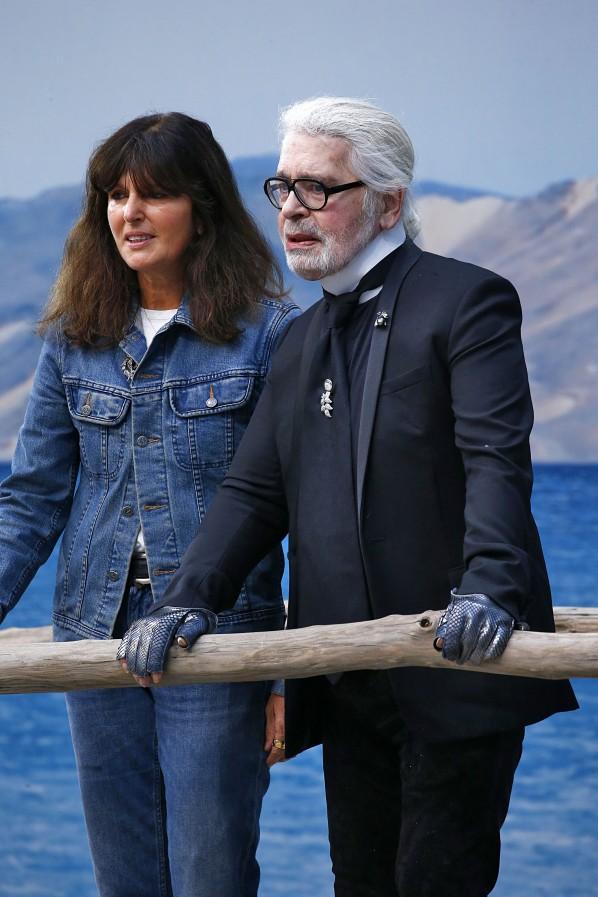 Karl Lagerfeld gestorben Modepilot Nachfolge