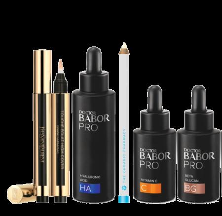 Beauty News: Neue Salonkosmetik von Babor, Touche Éclat mit mehr Deckkraft und ein transparenter Lipliner