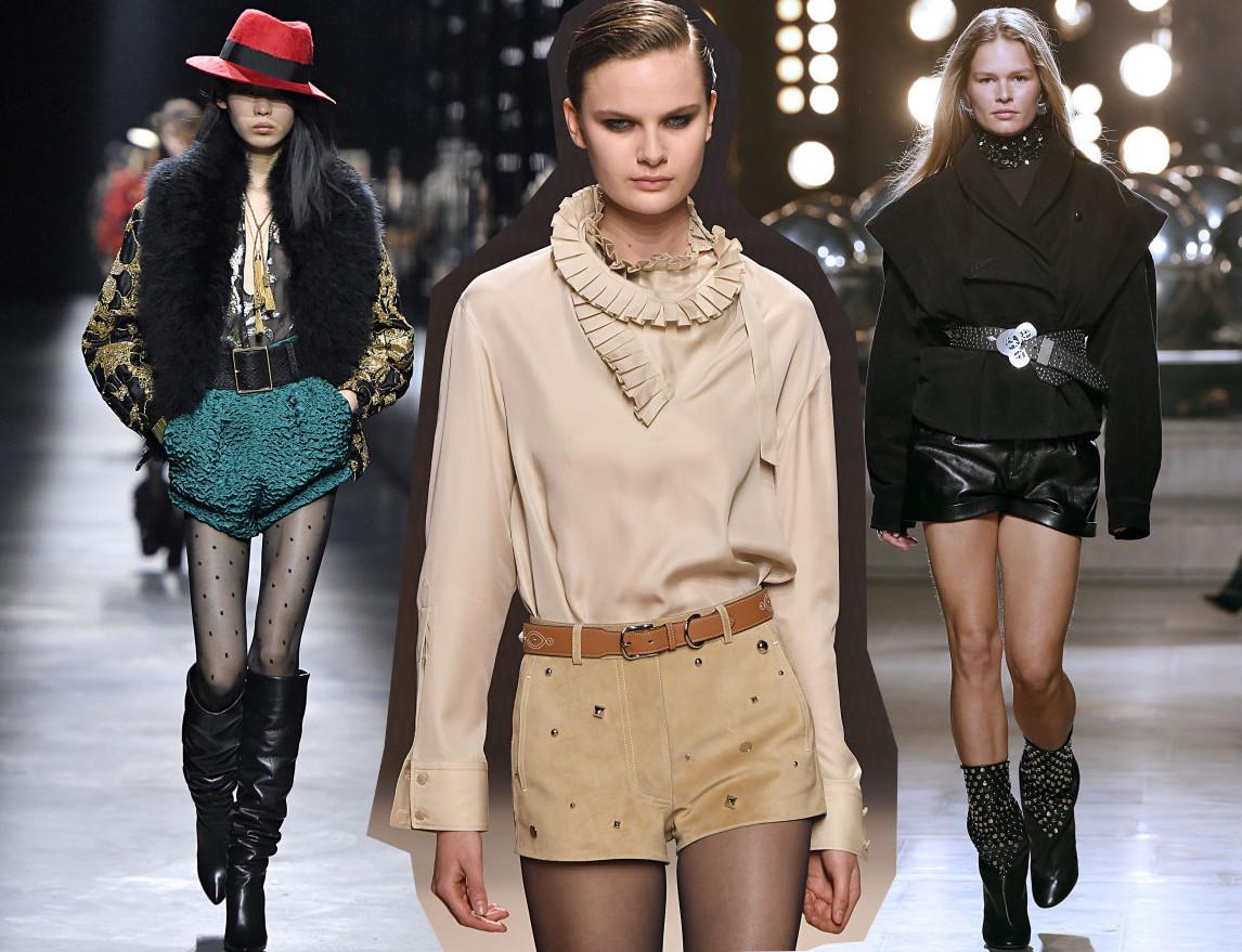 Shorts Modepilot Modetrends 2019 Herbst Isabel Marant