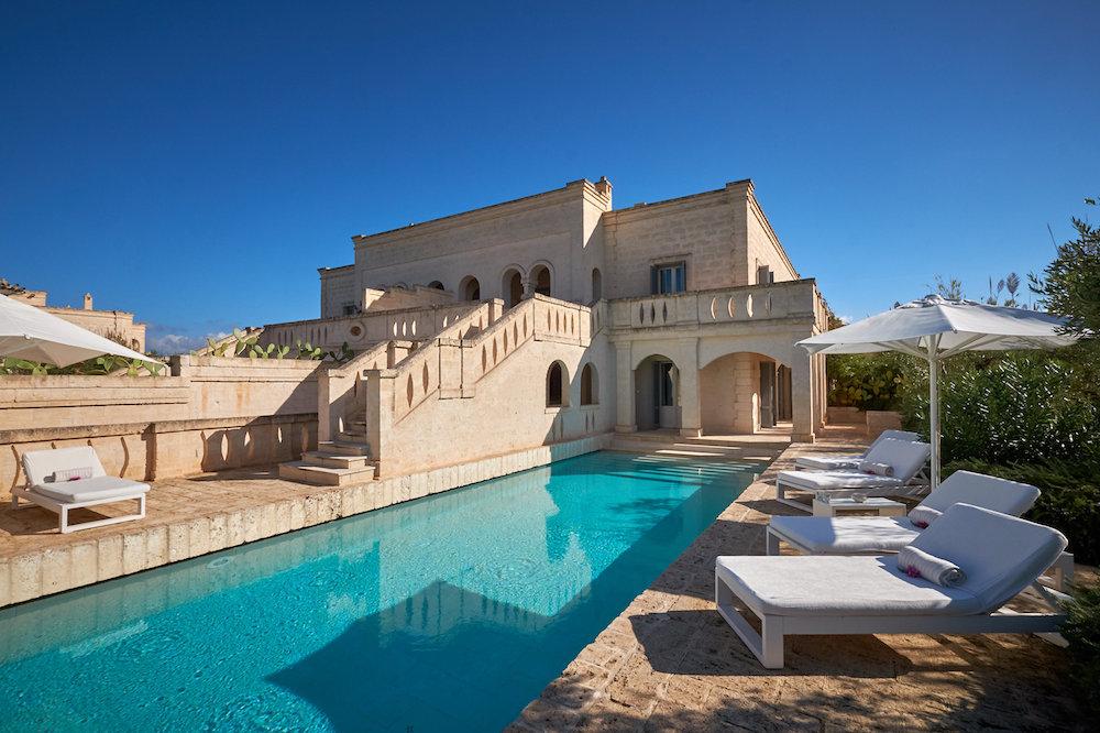 Modepilot Borgo Egnazia Villa Pool Justin Timberlake