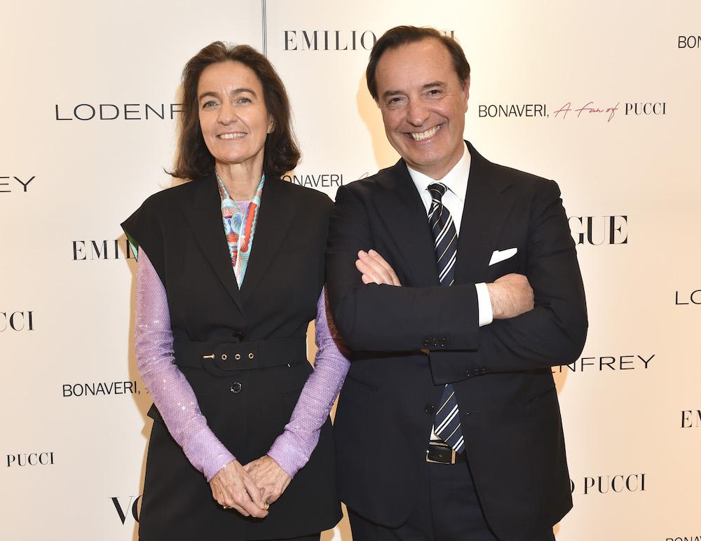 Laudomia Pucci Andrea Bonaveri Lodenfrey Modepilot