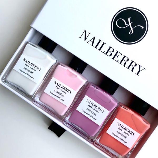 """Ostergewinnspiel 1: Nailberry-Geschenkbox """"Spring Garden"""""""